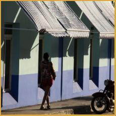 light, shadow, Cuba